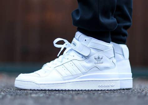 Jual Adidas Original 2 adidas originals forum mid quot white on white quot sole collector