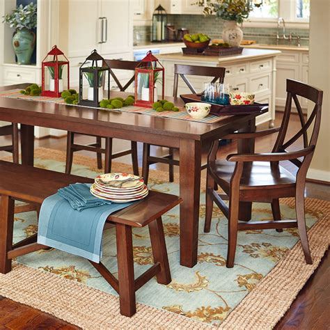 Pier One Dining Room Furniture Torrance Dining Set Contemporary Dining Room Dallas By Pier 1 Imports