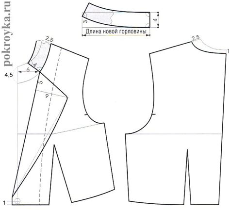 pattern drafting lessons cuello corte confecci 243 n y costura pinterest