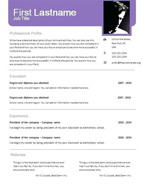 Resume Template Job Specific Choice Image Certificate Design And Template Free Specific Resume Templates