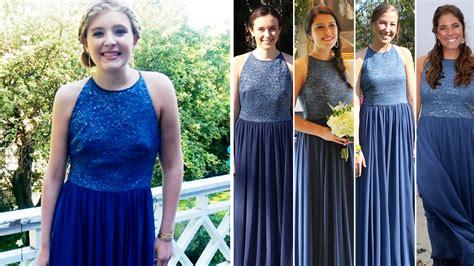 Traveling Dress sisterhood of the traveling prom dress honors s