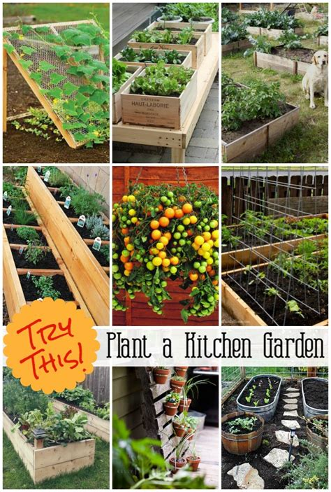 Kitchen Garden Ideas Try This Archives Four Generations One Roof
