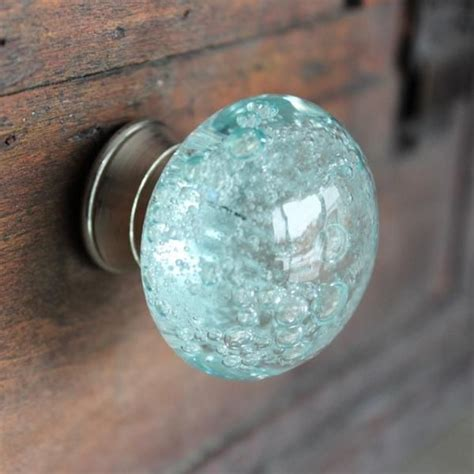 blue glass cabinet knobs 25 best ideas about blue kitchen cabinets on