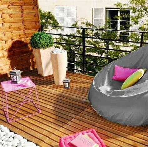 Terrasse 50 Wohnfläche by L Am 233 Nagement D Un Petit Balcon Id 233 Es Pour La