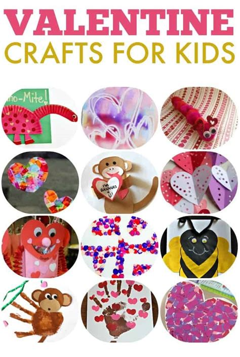 valentines day projects for s day crafts for
