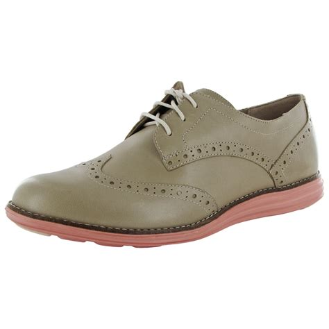 cole haan womens shoes cole haan womens original grand wingtip waterproof shoe ebay