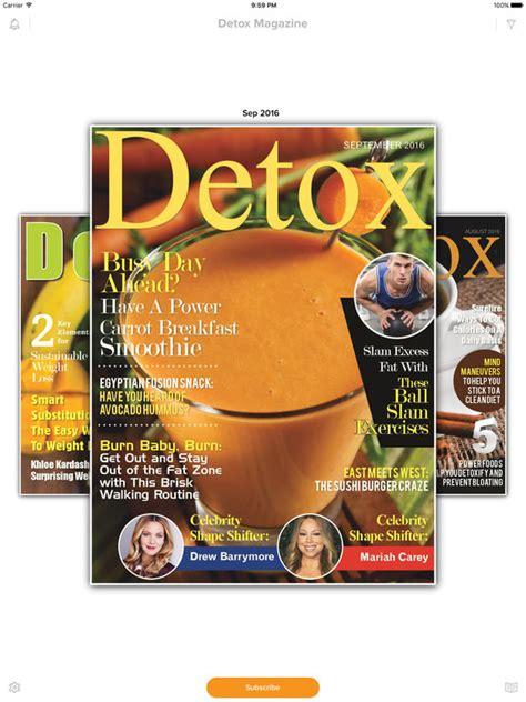 Detox Magazine detox magazine apppicker