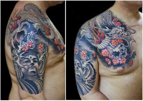 amazing japanese koi by luca ortis collection of 25 half sleeve japanese koi fish