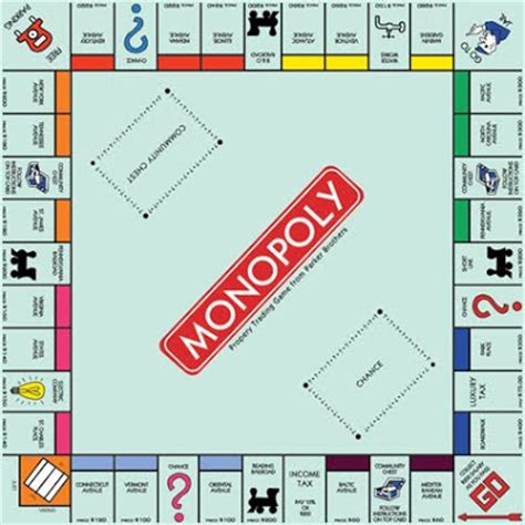 monopoly board template avibo board invention