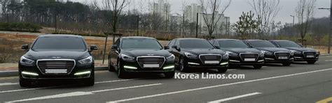 sedan car service korea limousine korea car service with driver sedan
