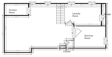 basement design layouts 6 arrangement enhancedhomes org