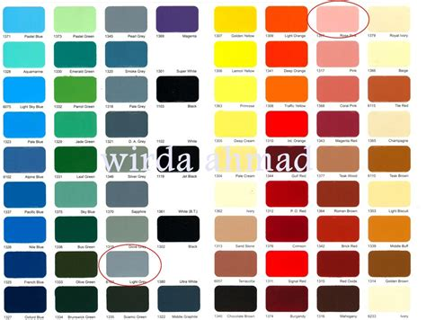 warna cat dulux 2016 new style for 2016 2017