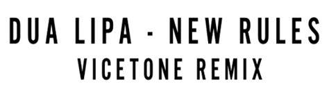dua lipa new rules bpm round f new rules vicetone remix z i v simfile