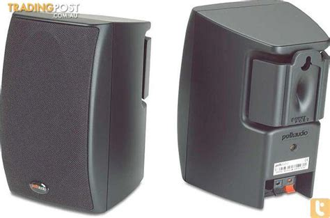 polk rm6750 5 1 home theatre speaker system ex demo for