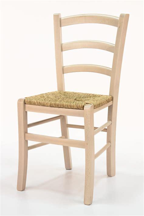 sedia di paglia 110 per bar e ristoranti sedia rustica in legno per bar
