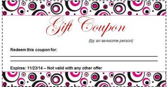 powerpoint coupon template doc 488463 restaurant coupon template city restaurant