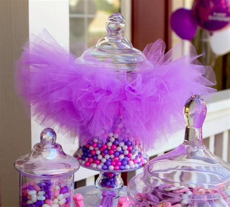 kara s party ideas ballerina themed birthday party ideas kara s party ideas pink purple ballerina ballet themed