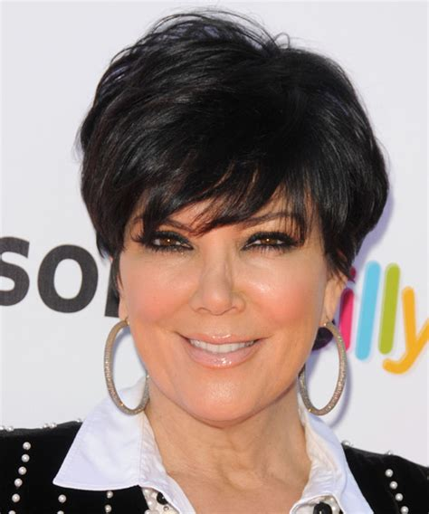 hair cut short like kris kardashian jenner and the technical kris kardashian haircut hairstyles ideas