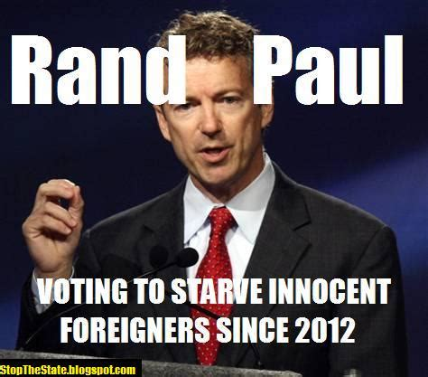 Rand Paul Memes - stop the state march 2012