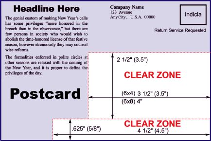 postcard design guidelines usps us postal service postcard regulations electrical schematic