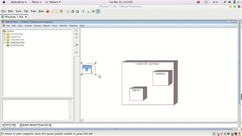 Deployment Diagram In Rational how to draw deployment diagram in rational