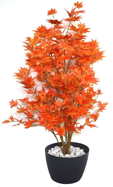 cm tall decorative artificial japanese maple plant
