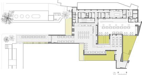 the u raleigh floor plans gallery of university hospital cafeteria sol89 11