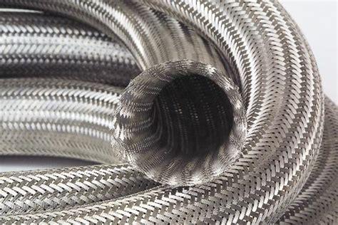 jual selang hidrolik stainless steel braided wire
