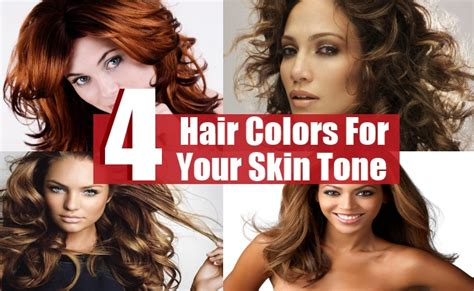 hair colors for your skin tone 4 best hair colors for your skin tone style presso