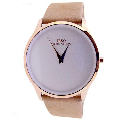 ibso jam tangan analog wanita 7492 golden jakartanotebook