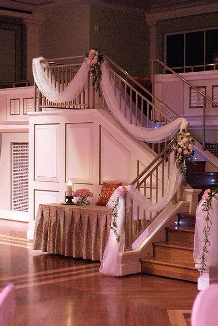 dsc wedding staircase decoration wedding staircase