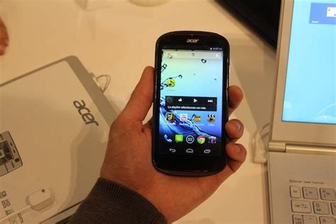 Touchscreen Acer Liquid E1acer V360 telephone acer liquid e1 images