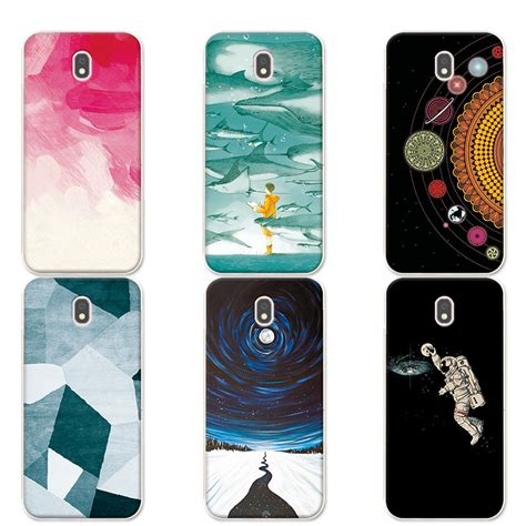 Silicon Cover Samsung J5 Pro 1 for samsung galaxy j5 2017 j530 j5 pro 2017 phone universe planets silicone cover