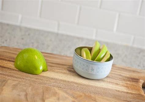 Kangovou Snack Bowl Lemon Zest snack bowl kangovou