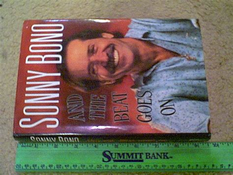 popular in america the beat goes on books sonny bono quot and the beat goes on quot 1991 book signed
