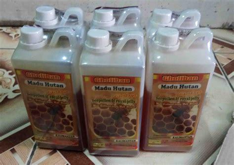 Madu Hutan Gholiban Kalimantan madu hutan kalimantan gholiban alzafa store