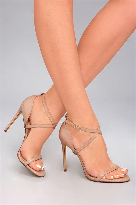 High Heel Patent Sandals heels patent heels stiletto heels