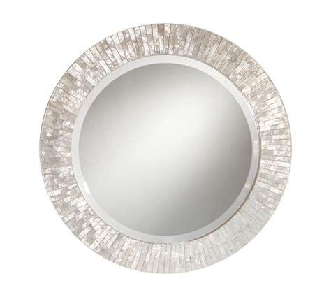 miranda capiz  mirror pottery barn
