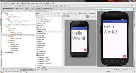 android studio emulator create your device emulator in android studio 1 4