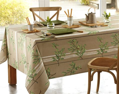 linge table nappes table
