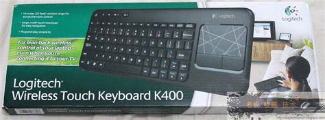 Berapa Keyboard Wireless laopan solotech review logitech wireless touch keyboard k400