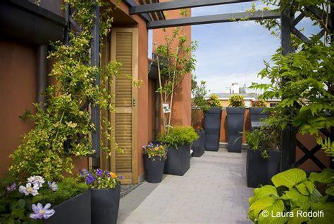 allestimento terrazzi due terrazzi in rodolfi
