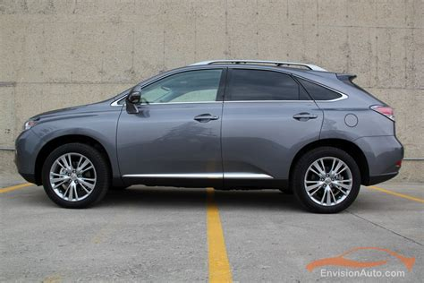 light grey lexus 2013 lexus rx350 awd ultra premium blind spot monitor