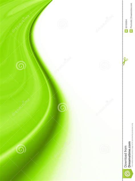 imagenes en blanco y verde curvas verdes de la primavera imagenes de archivo imagen