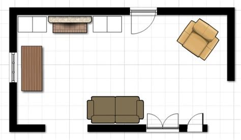 Living Room Furniture Layout Before Decorating 101 Space Planning And More On S