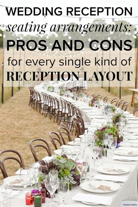 wedding seating arrangement 17 best ideas about reception layout on