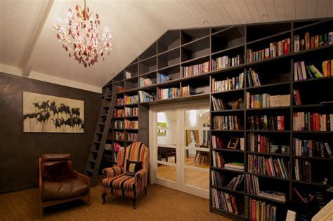 libro the country house library bibliotecas grandes para salas de estar modernas
