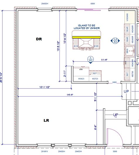 kitchen cabinet spacing kitchen island distance to cabinets floor how much