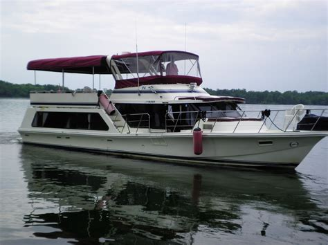 new bluewater boats for sale 1986 bluewater 51 coastal cruiser power new and used boats