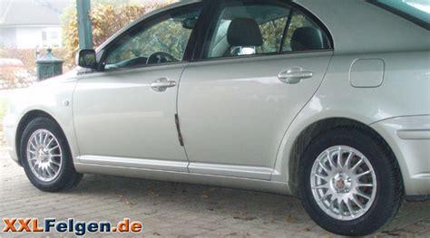 Felgen Lackieren Rostock by Toyota Avensis Dbv Florida 15 Zoll Winterkomplettr 228 Der